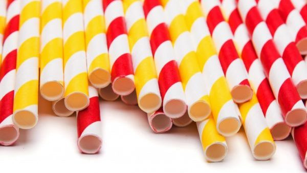 McDonald's tests paper straws in the U.K.