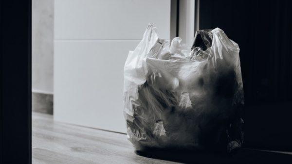 Forbruket av plastposer faller i Sverige