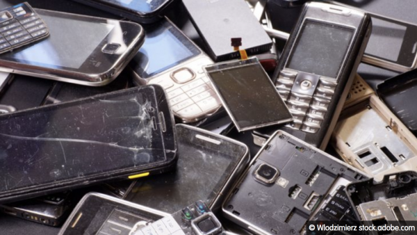 50 miljoner ton IT-avfall kommer slängas i år