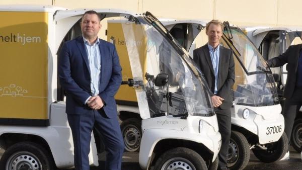 Amedia gör kraftig investering i hållbarhet – 300 elbilar inköpta