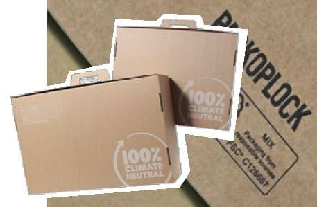 Kunden kräver koldioxidneutrala förpackningar