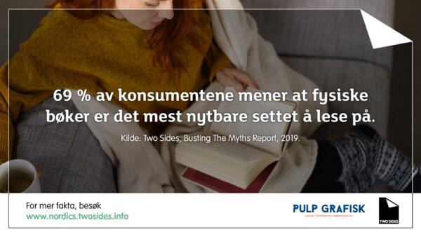 Rolf Ottesen AS og Pulp Grafisk AS nye Two Sides-partnere