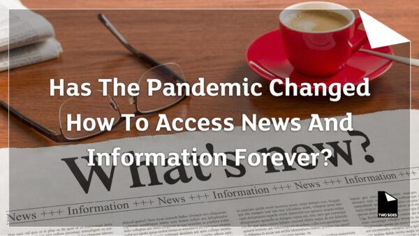 Pandemien har endret våre vaner, men print har fortsatt en sterk stilling