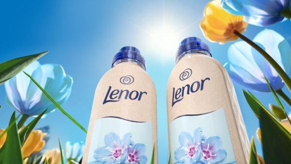 Procter & Gamble testar pappersbaserad flaska